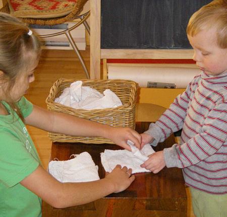 practical life exercises in montessori essay