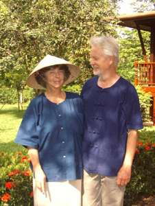 Jim and Susan in Thailand