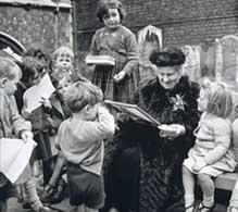 Maria Montessori Education For A New World
