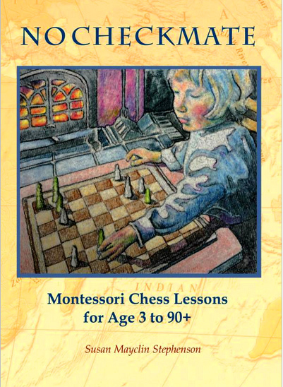 No Checkmate - Chess book