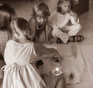 Montessori Electric Circuit